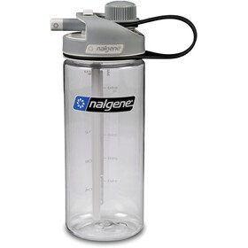 Nalgene Multi Drink Bottle 600ml, transparent